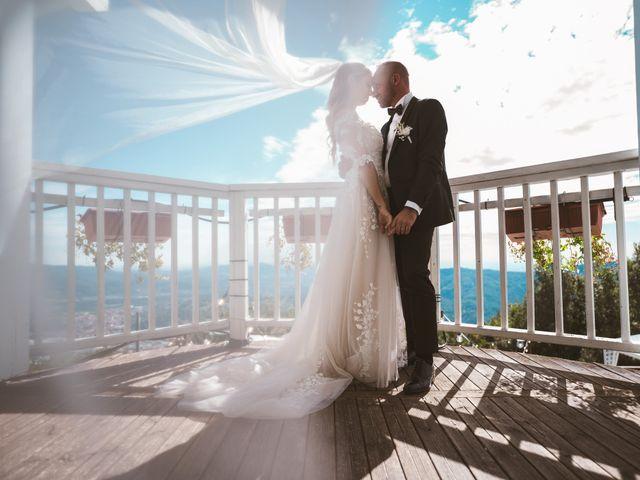 Il matrimonio di Marco e Simona a Cesano Maderno, Monza e Brianza 11