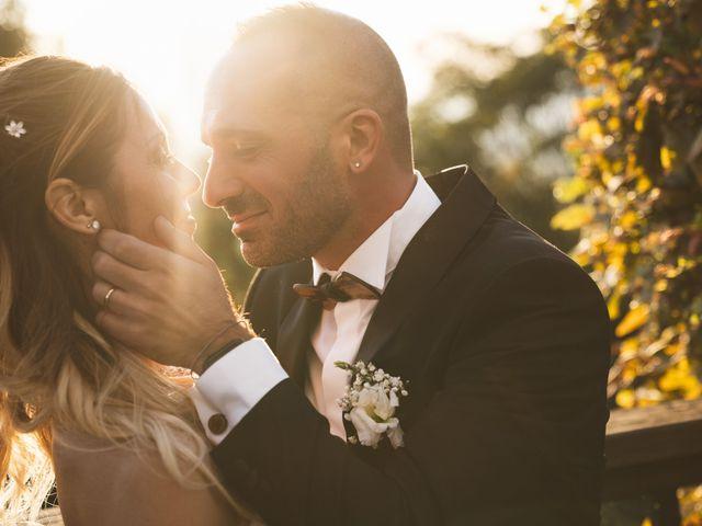 Il matrimonio di Marco e Simona a Cesano Maderno, Monza e Brianza 28