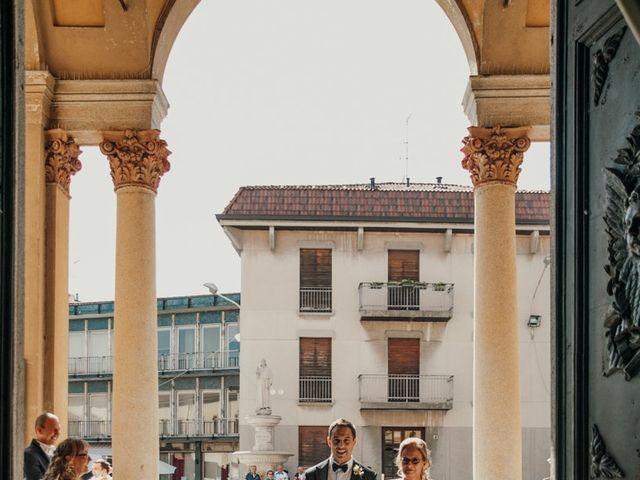Il matrimonio di Litiano e Chiara a Cerano, Novara 15
