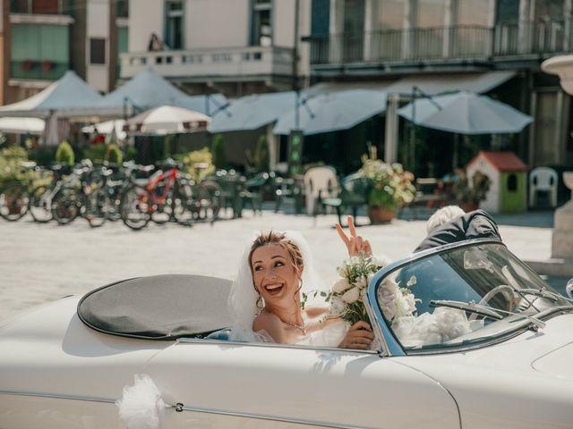 Il matrimonio di Litiano e Chiara a Cerano, Novara 16