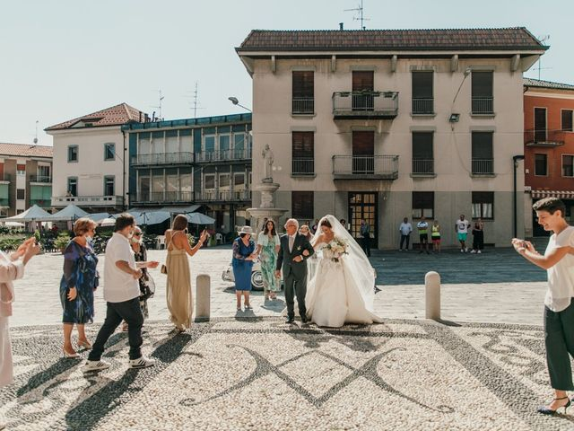 Il matrimonio di Litiano e Chiara a Cerano, Novara 17