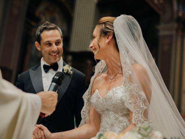 Il matrimonio di Litiano e Chiara a Cerano, Novara 24