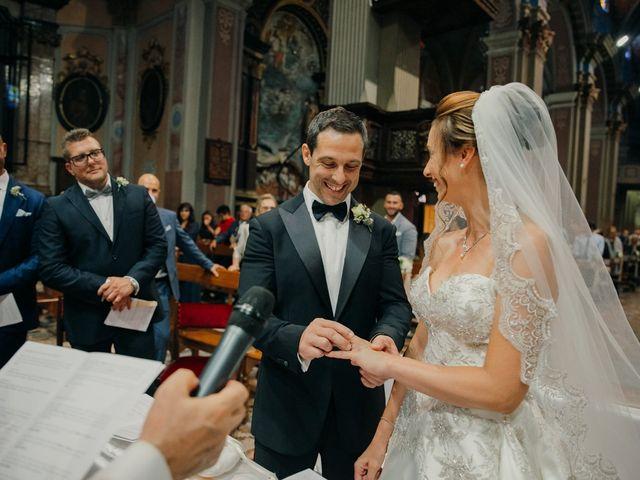 Il matrimonio di Litiano e Chiara a Cerano, Novara 25