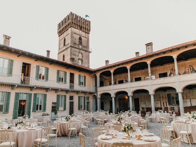 Il matrimonio di Litiano e Chiara a Cerano, Novara 56
