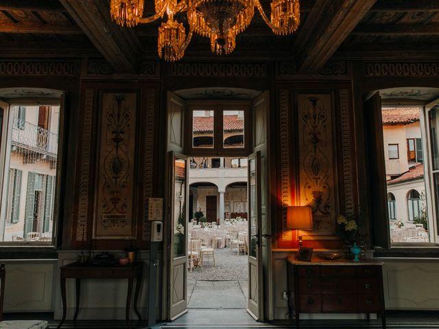 Il matrimonio di Litiano e Chiara a Cerano, Novara 64