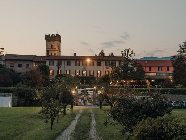 Il matrimonio di Litiano e Chiara a Cerano, Novara 71