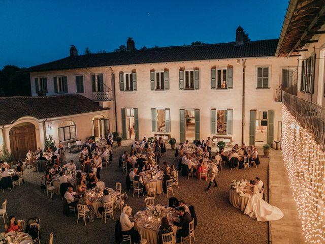 Il matrimonio di Litiano e Chiara a Cerano, Novara 72