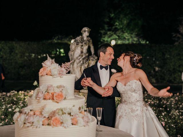 Il matrimonio di Litiano e Chiara a Cerano, Novara 84