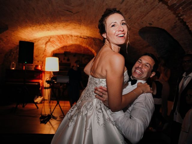 Il matrimonio di Litiano e Chiara a Cerano, Novara 94