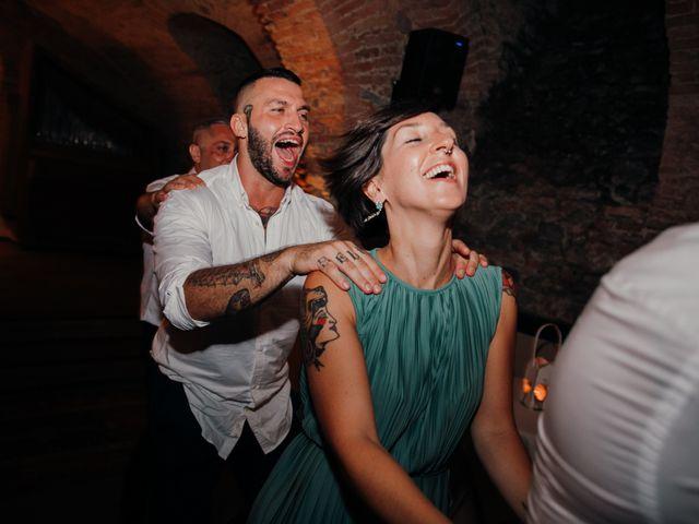Il matrimonio di Litiano e Chiara a Cerano, Novara 95