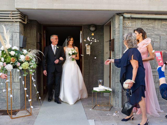 Il matrimonio di Mariano e Mariangela a Irsina, Matera 11