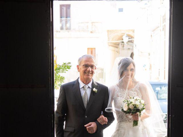 Il matrimonio di Mariano e Mariangela a Irsina, Matera 12