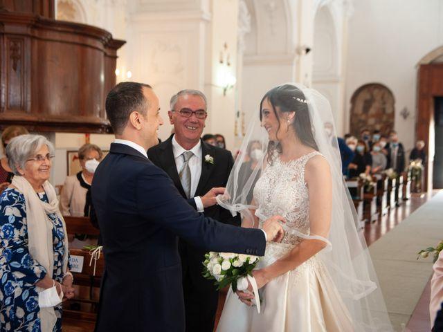 Il matrimonio di Mariano e Mariangela a Irsina, Matera 13