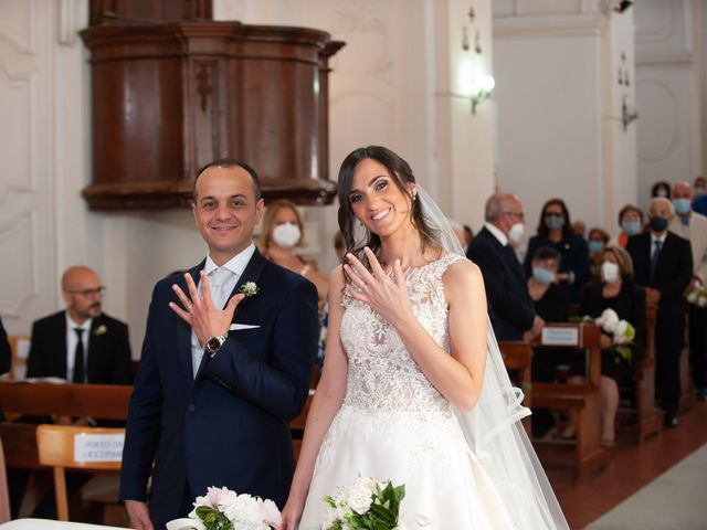 Il matrimonio di Mariano e Mariangela a Irsina, Matera 17