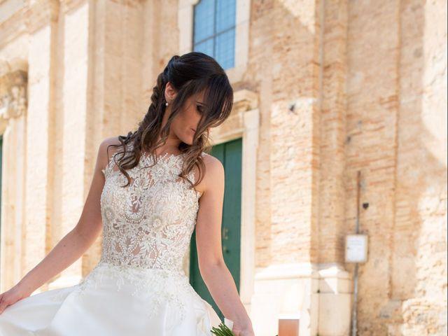 Il matrimonio di Mariano e Mariangela a Irsina, Matera 20