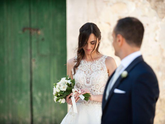 Il matrimonio di Mariano e Mariangela a Irsina, Matera 21