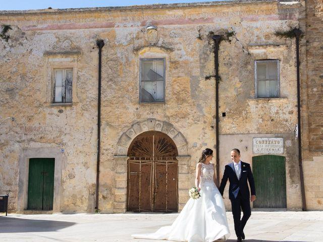 Il matrimonio di Mariano e Mariangela a Irsina, Matera 22