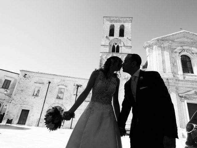 Il matrimonio di Mariano e Mariangela a Irsina, Matera 25