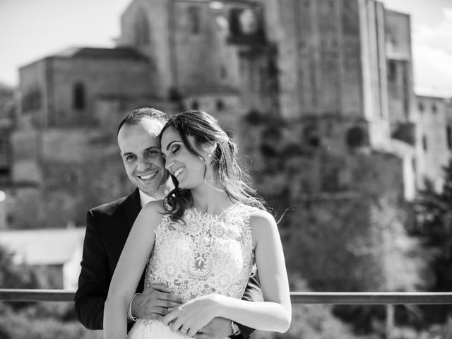 Il matrimonio di Mariano e Mariangela a Irsina, Matera 27
