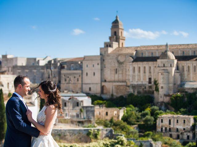 Il matrimonio di Mariano e Mariangela a Irsina, Matera 28