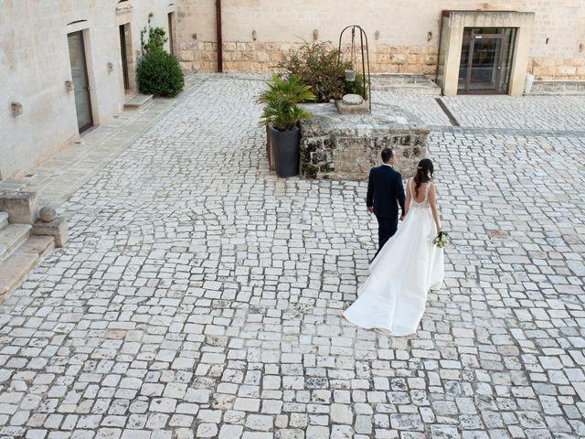 Il matrimonio di Mariano e Mariangela a Irsina, Matera 35