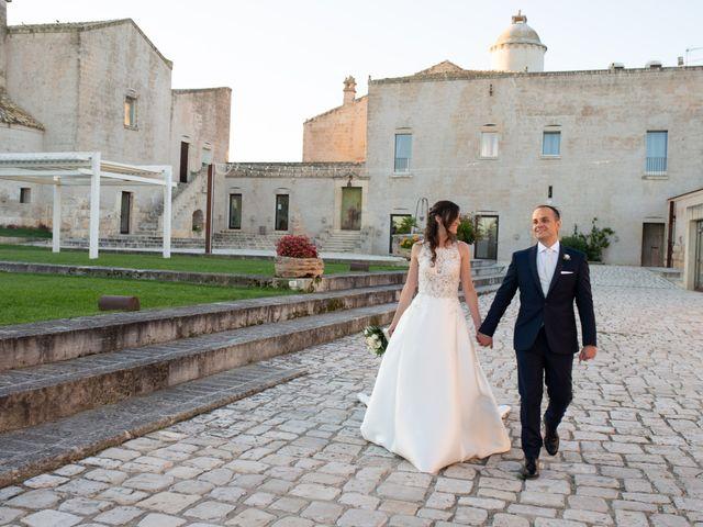 Il matrimonio di Mariano e Mariangela a Irsina, Matera 36