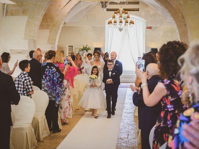 Il matrimonio di Luigi e Patrizia a Corato, Bari 7