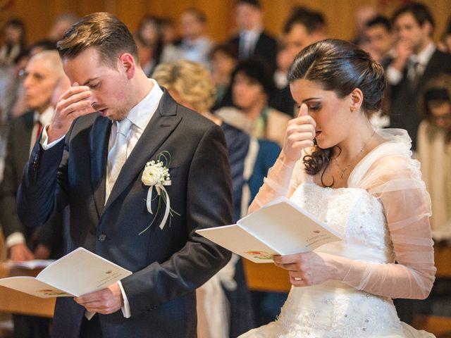 Il matrimonio di Francesco e Letizia a Cesena, Forlì-Cesena 9