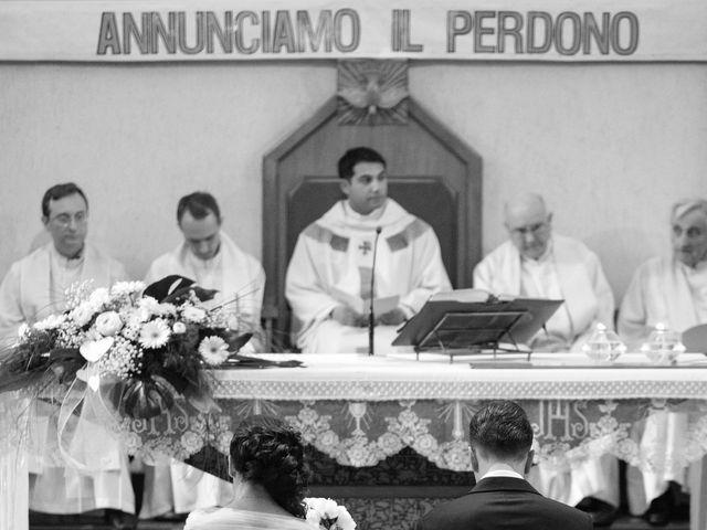 Il matrimonio di Francesco e Letizia a Cesena, Forlì-Cesena 15