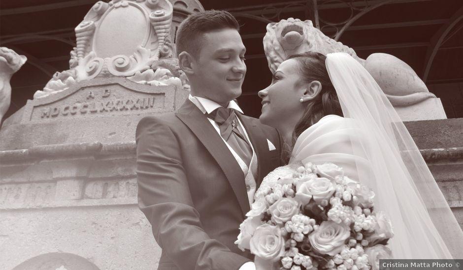 Il matrimonio di Alessandro e Stefania a Villacidro, Cagliari