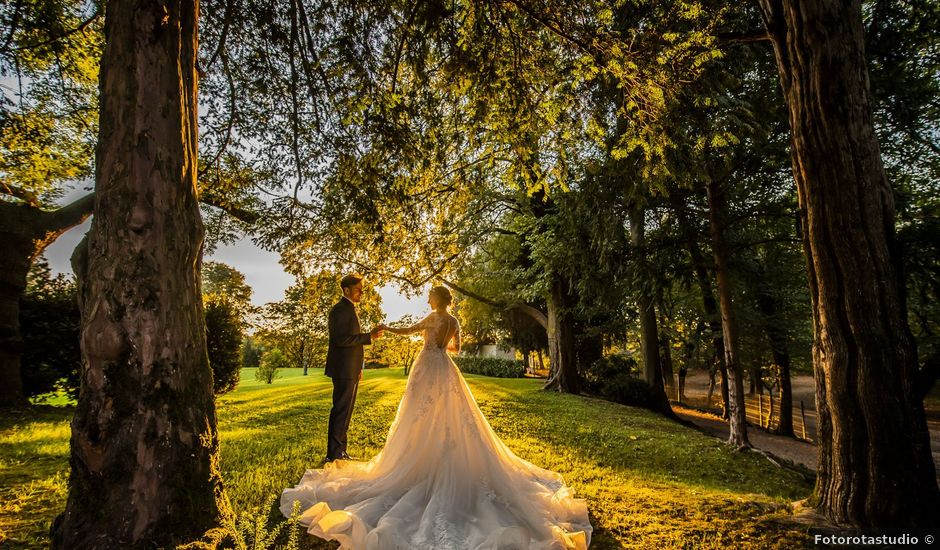 Il matrimonio di Matteo e Erica a Lesmo, Monza e Brianza