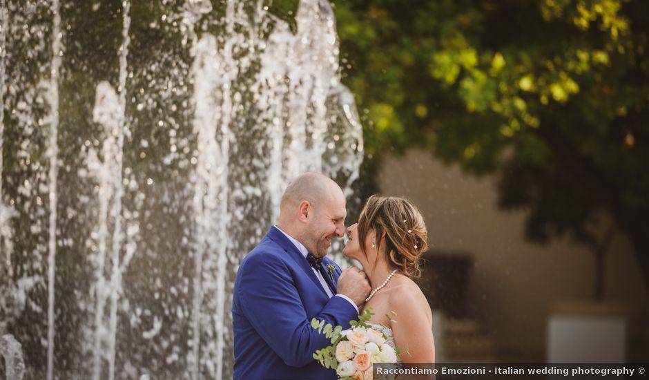 Il matrimonio di Luigi e Patrizia a Corato, Bari