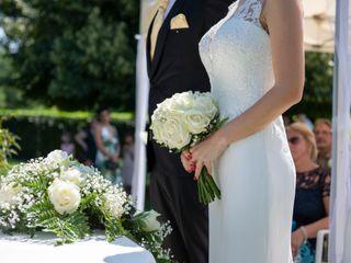Le nozze di Luana e Davide