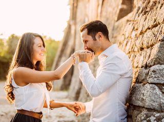 Le nozze di Martina e Patrizio 1