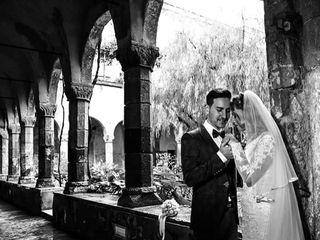Le nozze di Giovanna e Federico 2