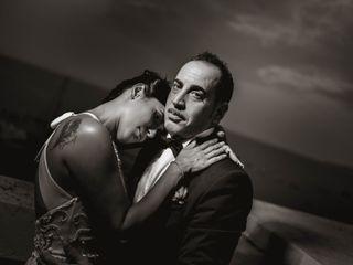 Le nozze di Mirella e Roberto