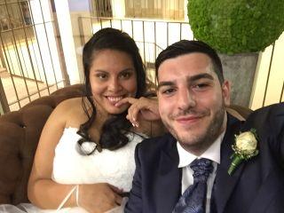Le nozze di Stefano  e Kelly