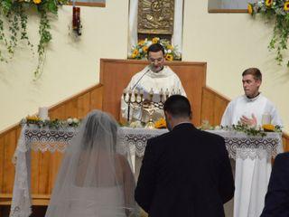 Le nozze di Stefano  e Kelly 3