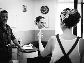 Le nozze di Julie e Roger 1