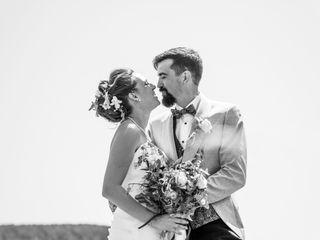 Le nozze di Julie e Roger