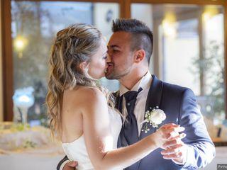 Le nozze di Giulia e Anderson 1