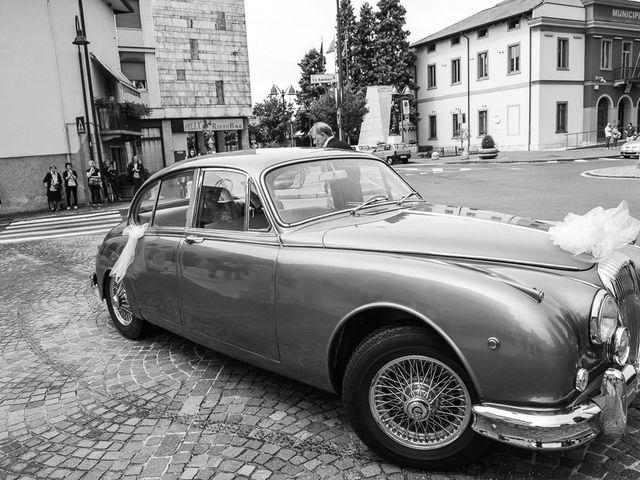 Il matrimonio di Mattia e Celeste a Bergamo, Bergamo 37