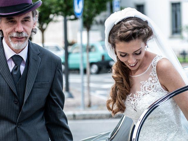 Il matrimonio di Mattia e Celeste a Bergamo, Bergamo 38