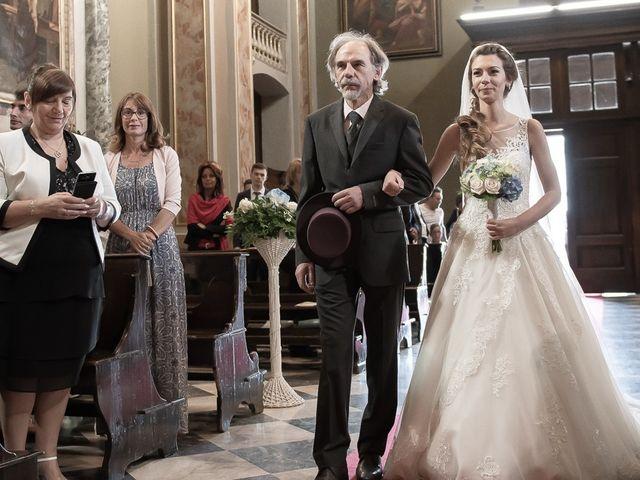 Il matrimonio di Mattia e Celeste a Bergamo, Bergamo 41