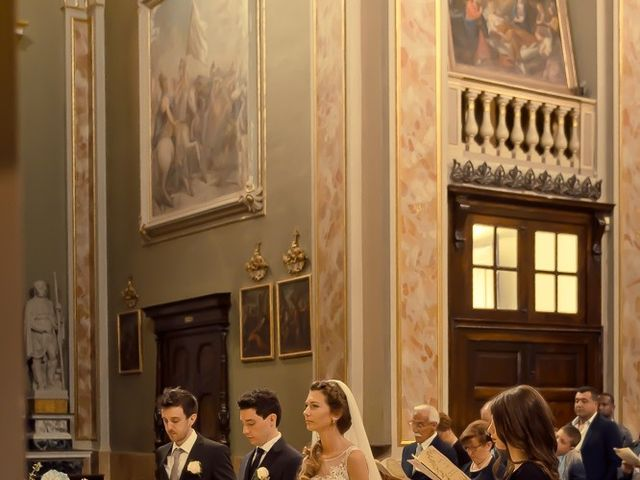 Il matrimonio di Mattia e Celeste a Bergamo, Bergamo 43