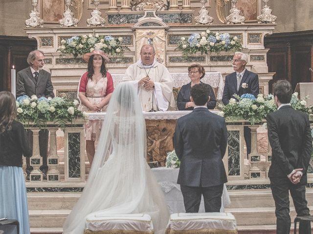 Il matrimonio di Mattia e Celeste a Bergamo, Bergamo 44