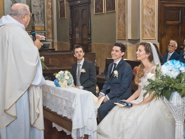 Il matrimonio di Mattia e Celeste a Bergamo, Bergamo 45