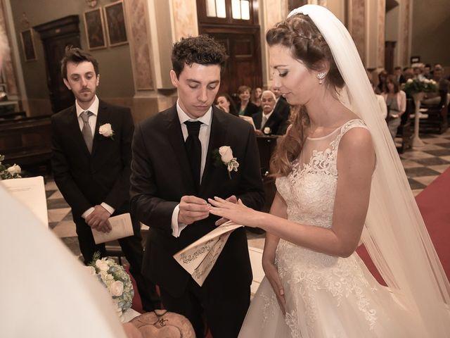 Il matrimonio di Mattia e Celeste a Bergamo, Bergamo 46
