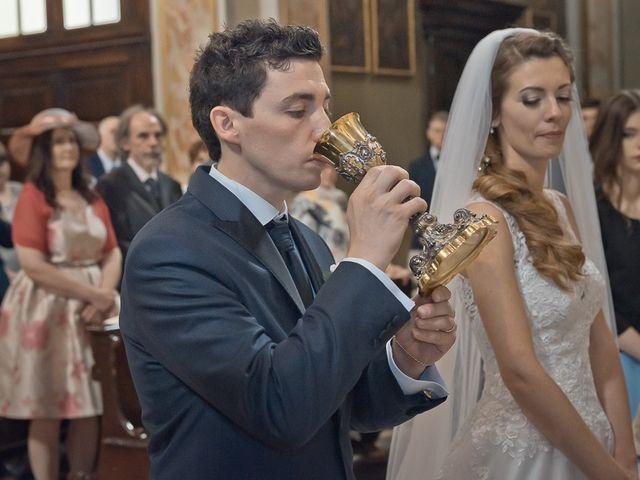 Il matrimonio di Mattia e Celeste a Bergamo, Bergamo 47