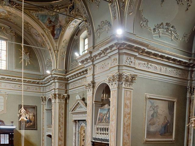 Il matrimonio di Mattia e Celeste a Bergamo, Bergamo 50